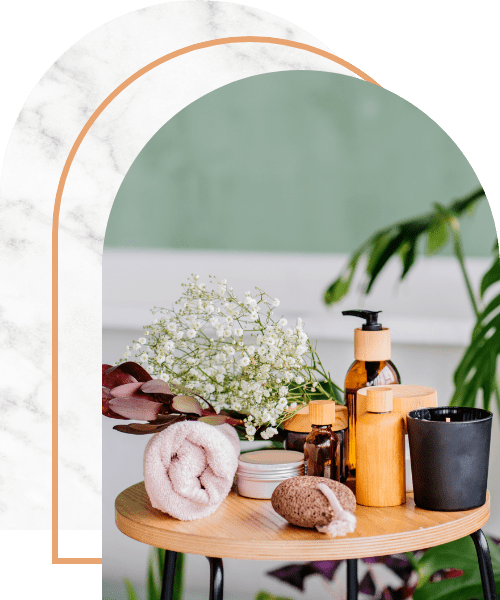 Natural cleaning tools and products